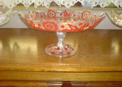 Crvena vaza