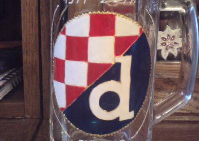 Čaše za pivo Dinamo