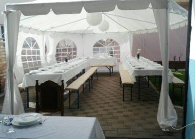 Iznajmljivanje šatora Vukovar