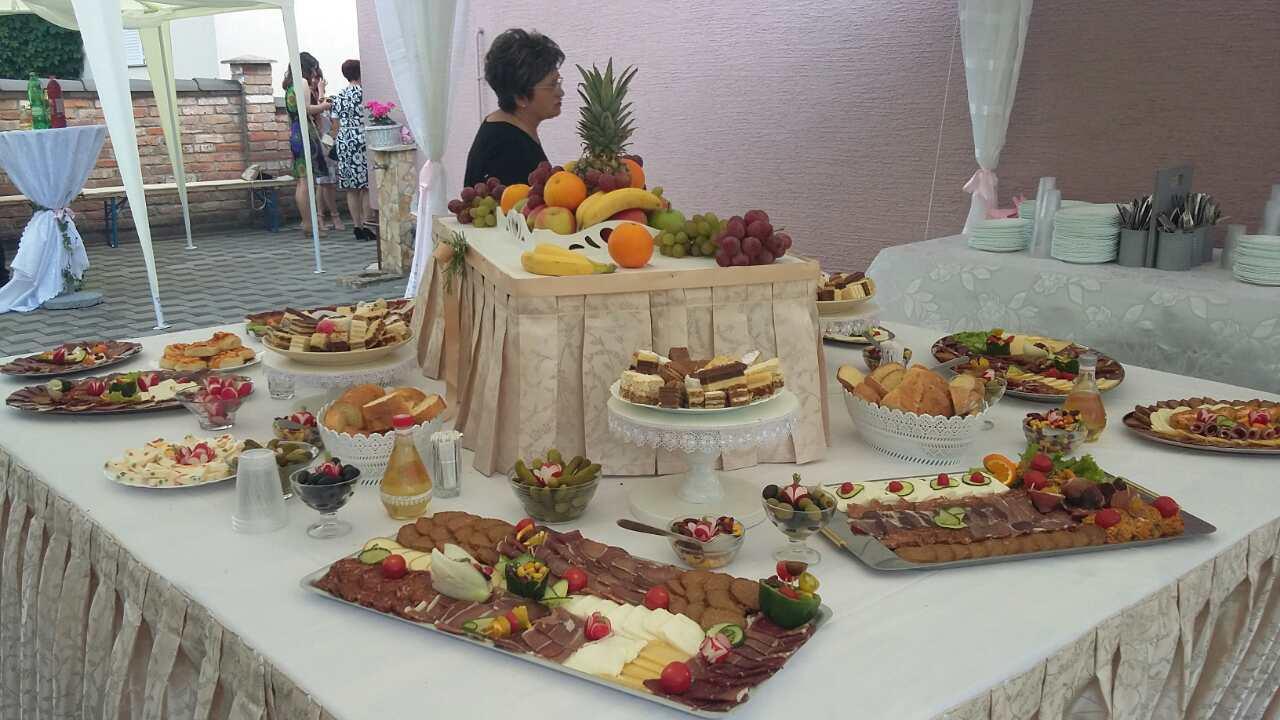cathering za vjenčanje vinkovci