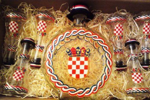 Boca za rakiju Zagreb